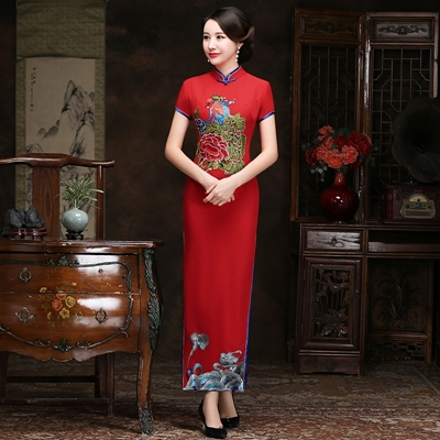 cheongsam collection for chinese new year 2019