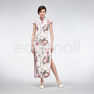 Picture of Floral Modern Cheongsam
