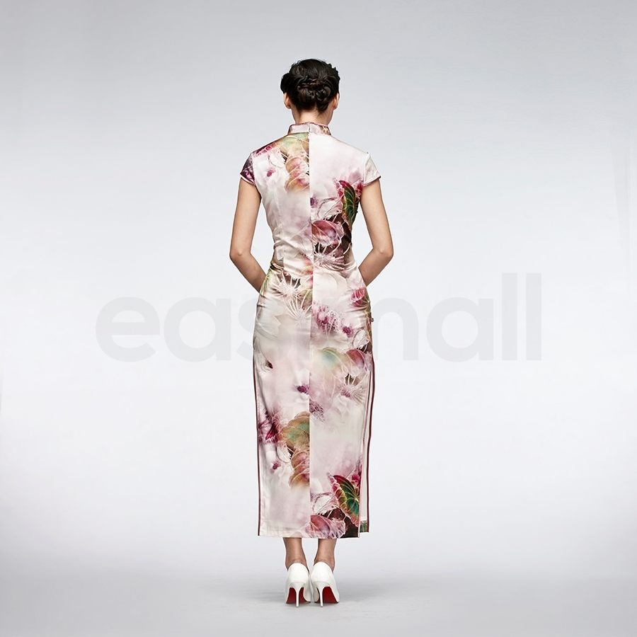 Picture of Floral Summer Cheongsam